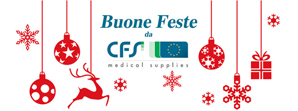 Buone Feste da CFS Medical Supplies!